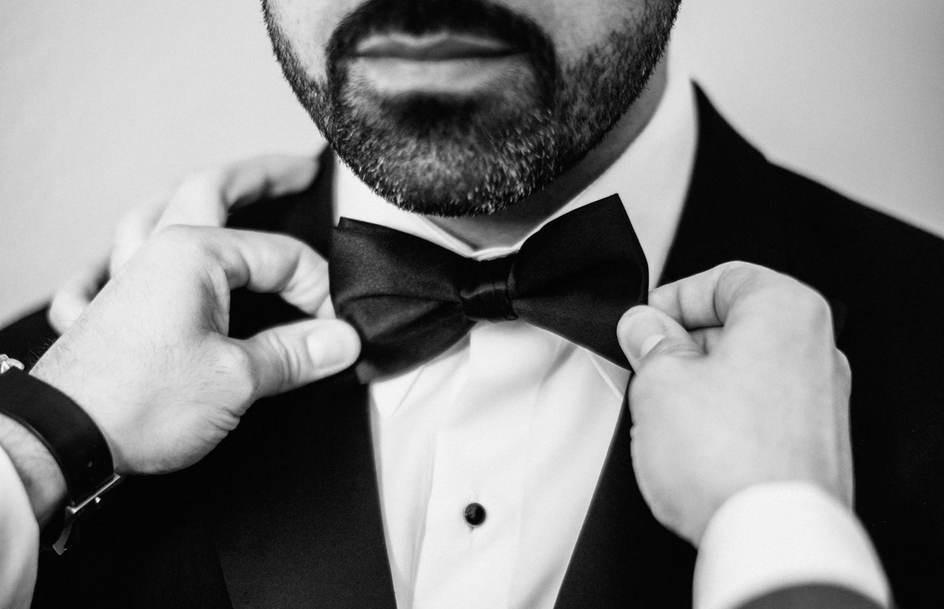How to Style Black Tie Attire for Men on Special Occasions