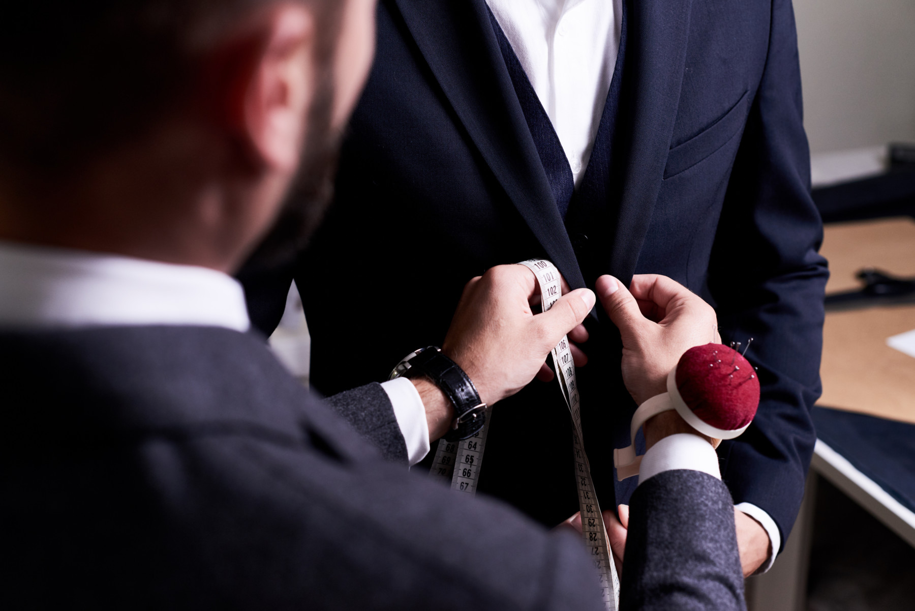 The Perfect Fit Measurement Guide to your Suit Size