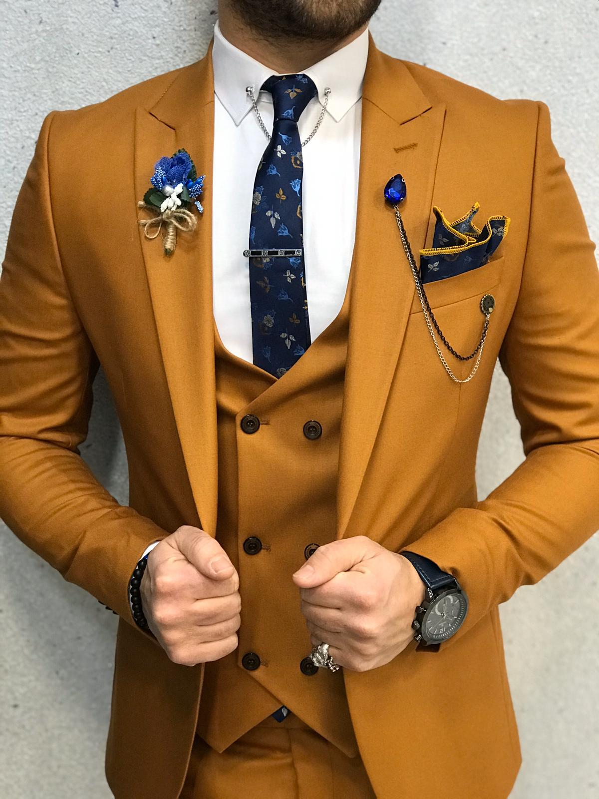 Groom's Attire and Wedding Suits for Men