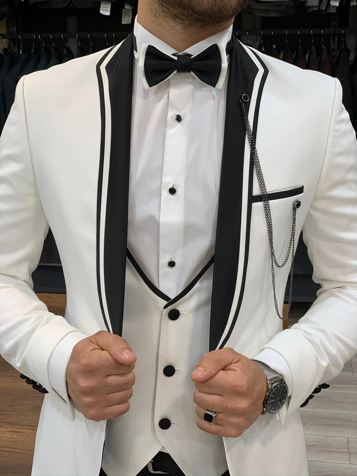 The Colors of Prom - Prom Tuxedo Color by BespokeDailyShop Blog