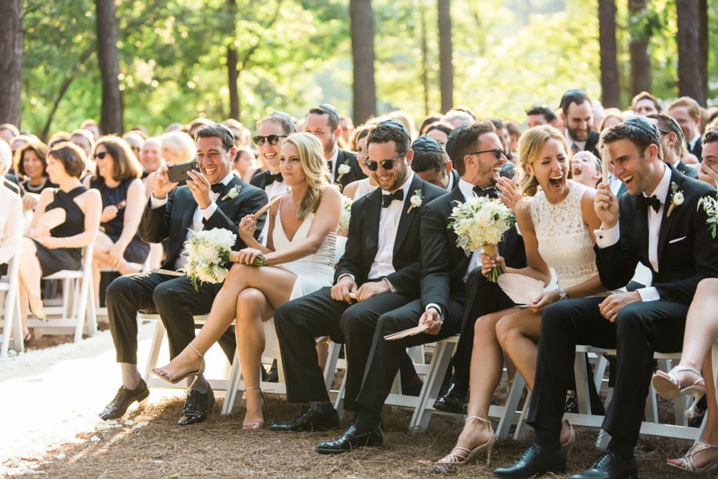 How to Assemble Your Wedding Party by BespokeDaily Blog