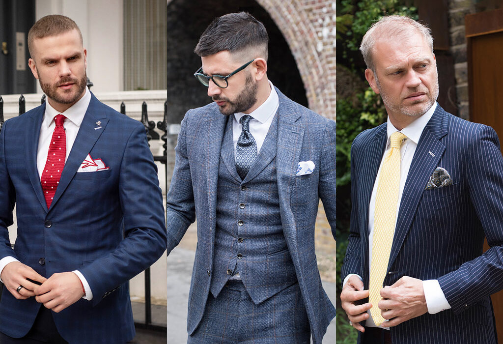 What Colour Shoes to Wear with a Navy Suit By BespokeDaily Blog