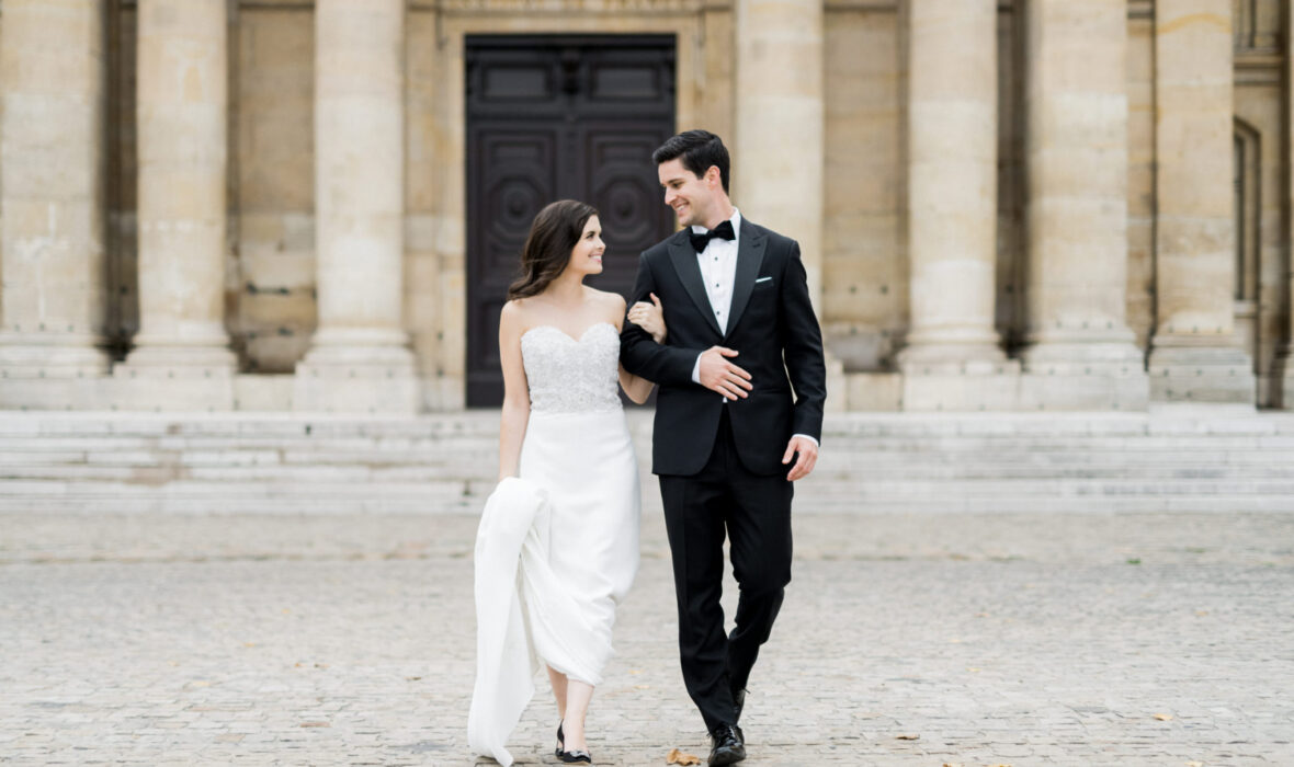 Why Classic Black for Your Groom by BespokeDaily Blog